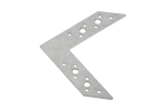 flat angle brackets