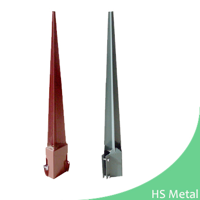Fence Post Anchor Hs Metal Product