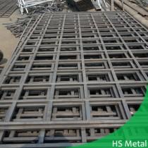 DIY stainless steel gate