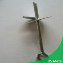 earth screw anchor