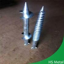 galvanized ground screw manufacturer