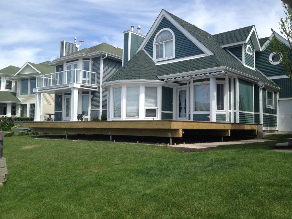 screw piles house foundation